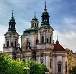 Chrám Sv.Mikuláše Praha Cz