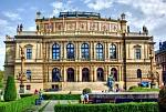 Rudolfínum Koncertný sál Praha Cz