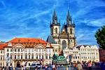 Na Námestí v Prahe