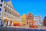 Stralsund Nemecko