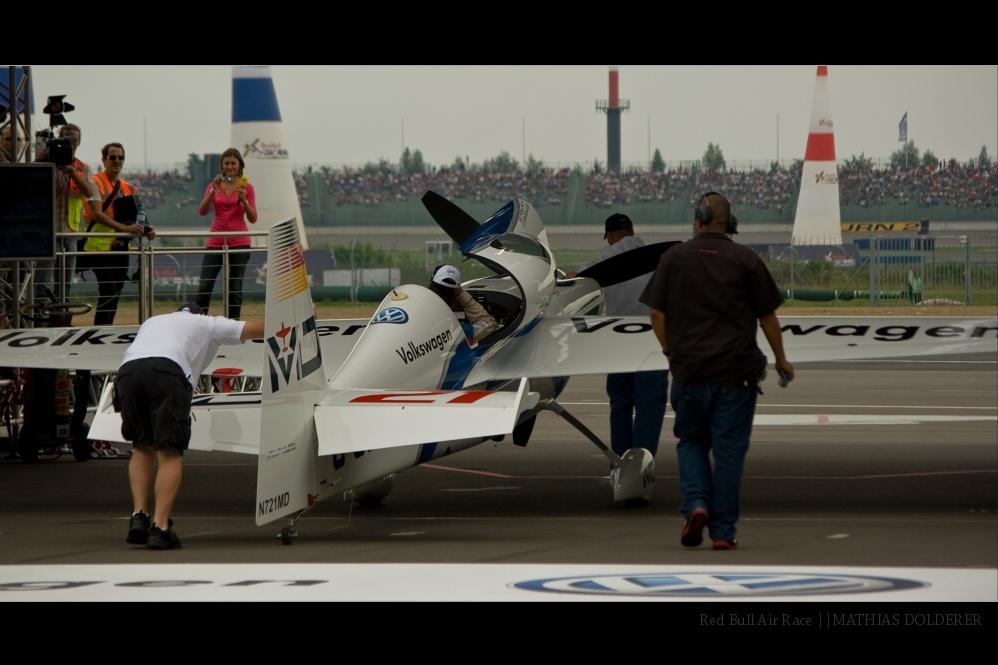 Red Bull Air Race III./Mathias Dolderer...