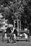 Láska v parku