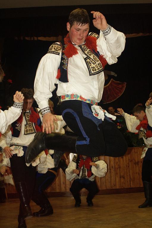 Slovácké tance - verbuňk