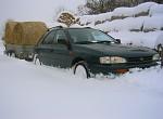 Subaru a sníh