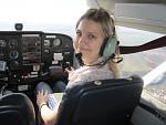Krásná pilotka