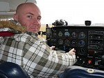 Pilot na zkoušku...