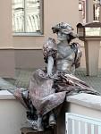 Živá socha