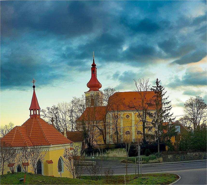 tasovický kostelík