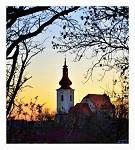 tasovický kostel