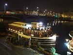 Loďka na řece