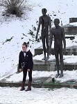 nová socha