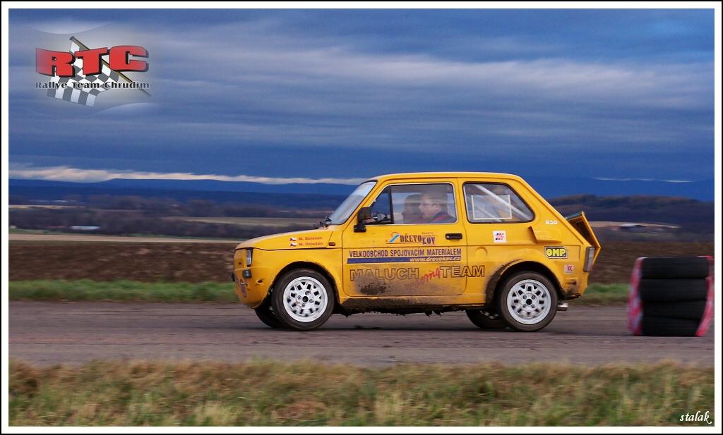 Rallye slalom 3