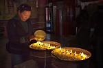 Klášter Drepung - Tibet