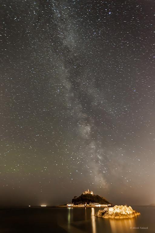 Pod hvězdopádem