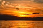 Nebe nad vodou