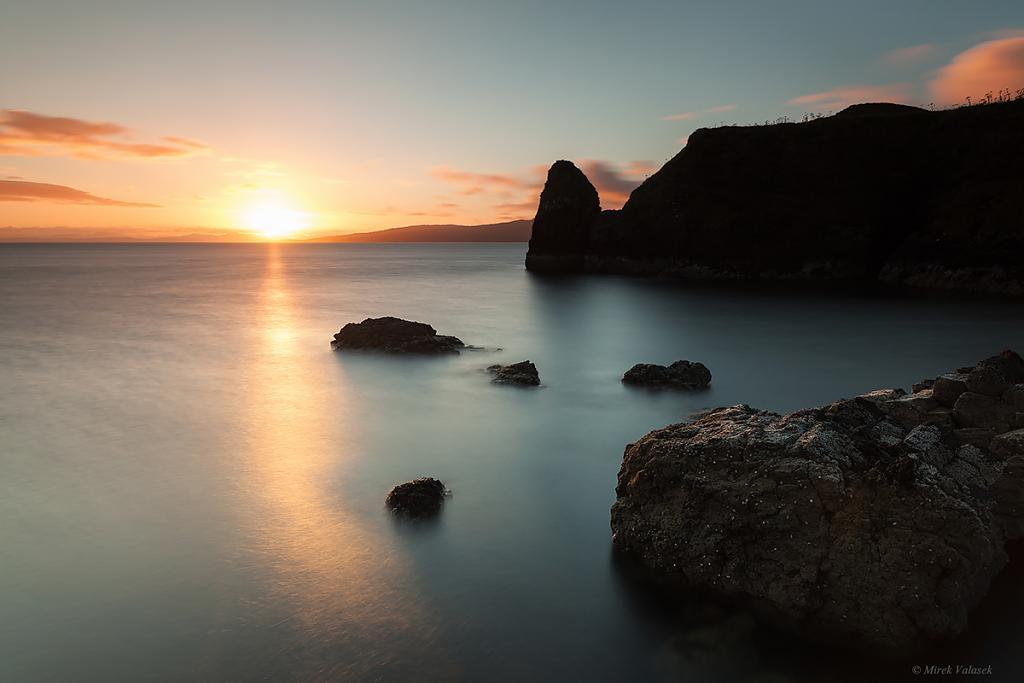 Východ slunce z Canna Island