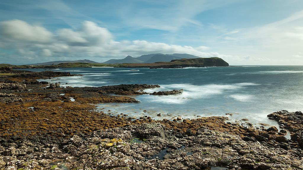 Ostrovy Sea Of The Hebrides
