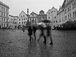 Uplakané náměstí