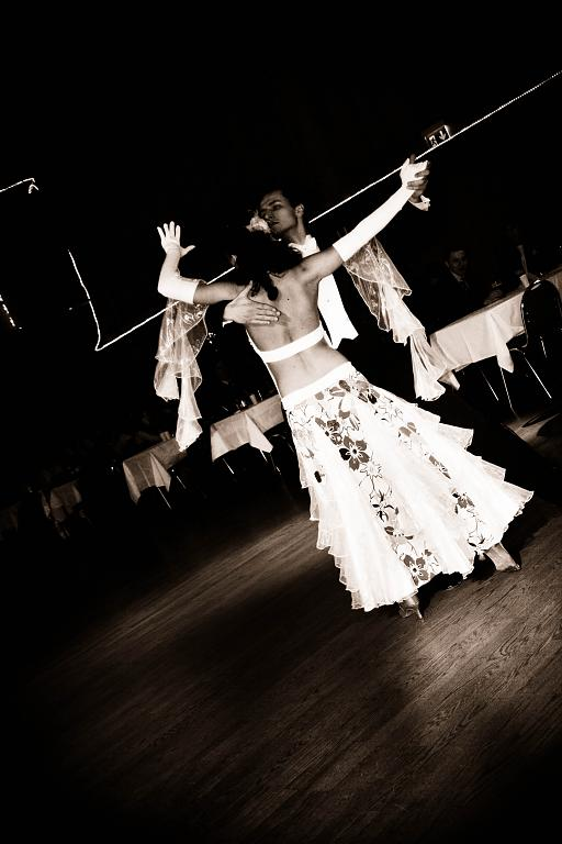 Taneční oddanost