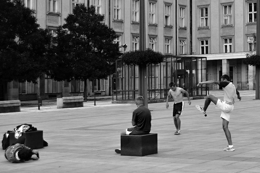 Freestyle a fotograf