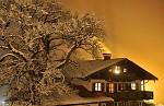 Penzion v Alpách