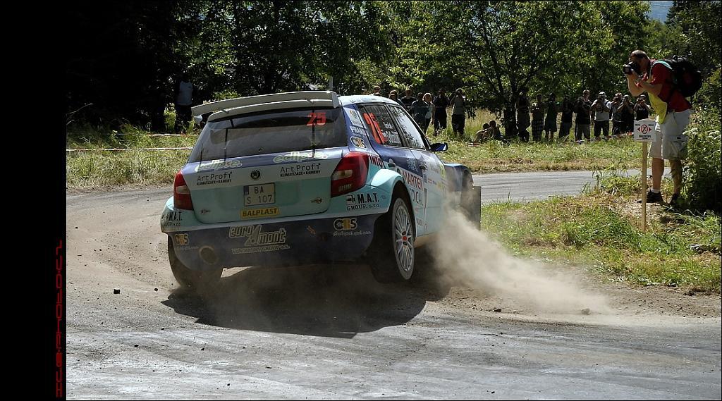 "Rally Bohemia 2010 "" 1 """