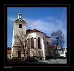 Berounský kostel