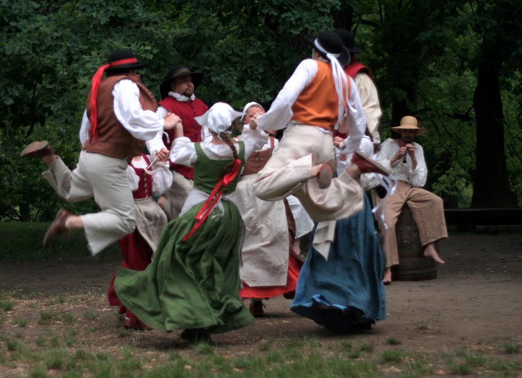 Bretonská tancovačka