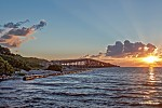Bahia Honda vychod slunce