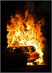Auto v pekle