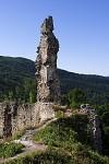 Hrad v Povazskej Bystrici
