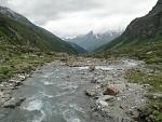 vysokohorský potok