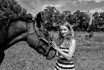 S koníkem I