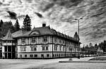 Jurkovičův dům. Luhačovice