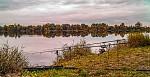 Na jezeru sám, není tu moc veselo......... od Bubima