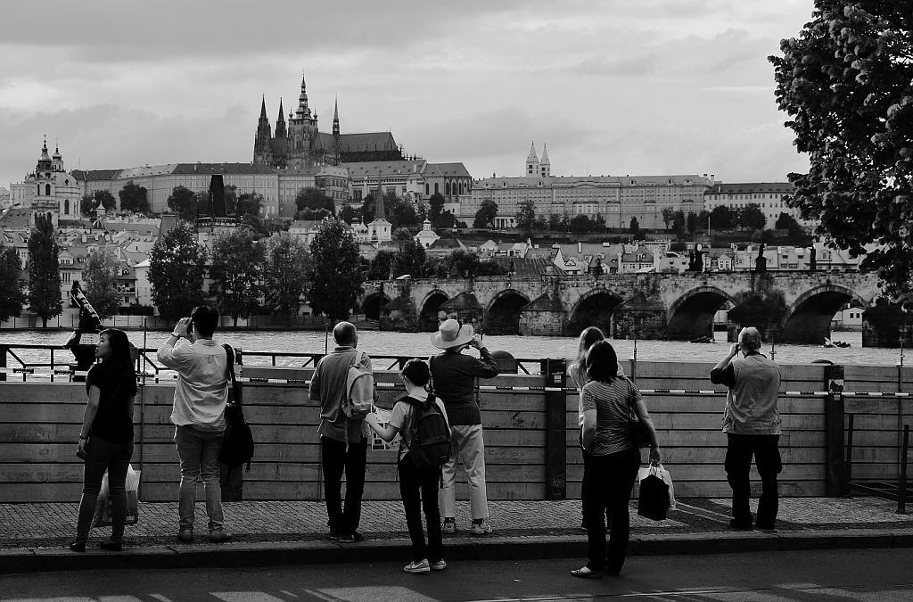 'Fotíme Hradčany'