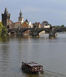 Praha na vodě
