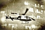 vrtulník v akcii