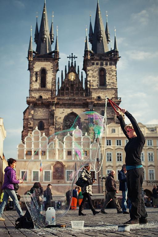 pražská bublina