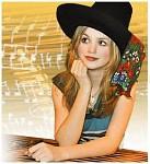 Cimbalistka Gabriela Jílková 01