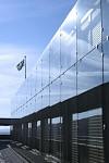 21. budova - terasa