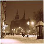 Zima v Košicích