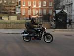 Londýnem na motorce