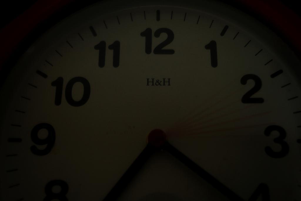 Jak utíká čas...