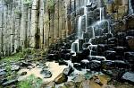 čedičový vodopád