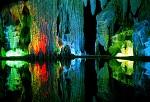 jeskynní jezírko