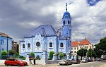 Modrý Kostelík.      Bratislava.