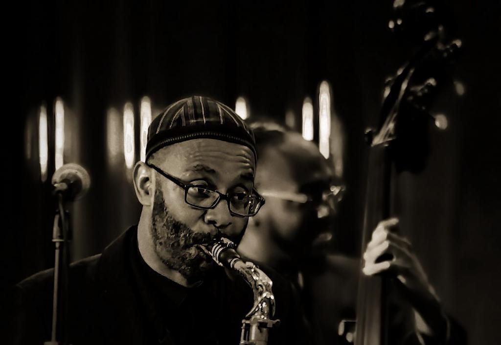 Jazz - Kenny Garrett.