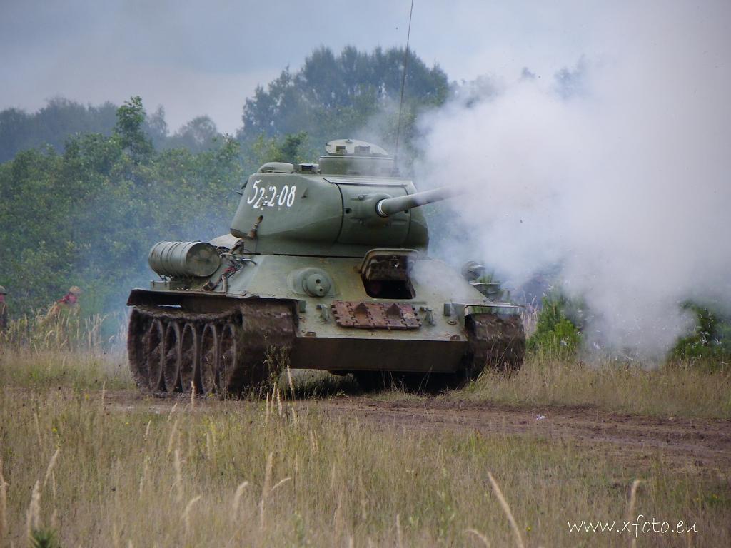 T-34 v akci