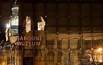 Národní muzeum jak od Gaudího